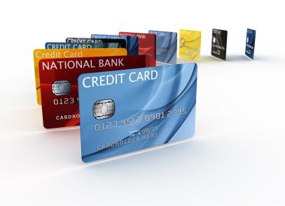 Kreditkort med chip